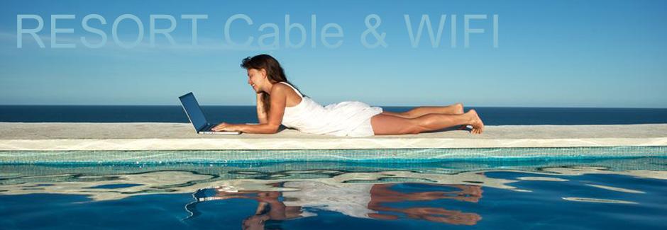 giải pháp mạng wifi cho resort